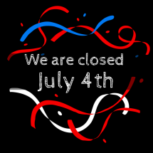 4th of july closed (1)