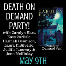 Death on Demand Party!
