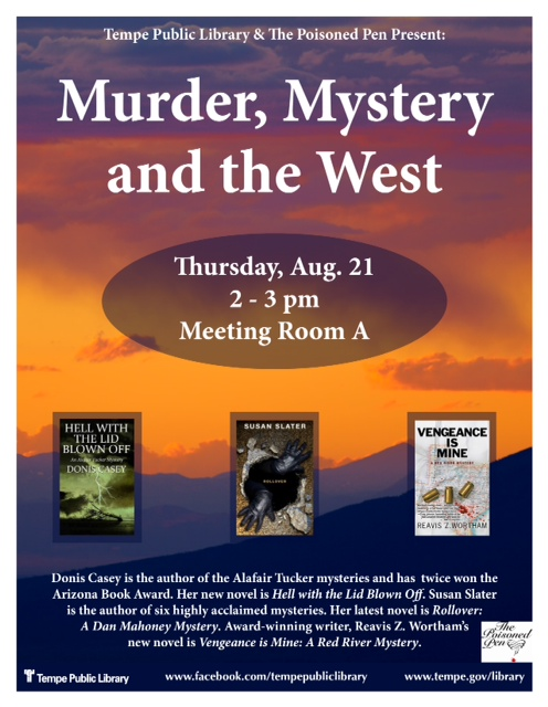 2014 Murder Mystery and the West Flyer