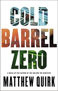 Cold Barretl Zero