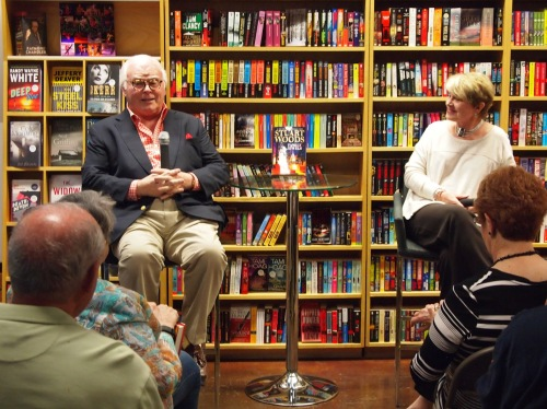 Stuart Woods and Barbara 2