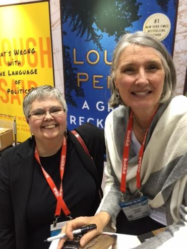 Louise at BEA