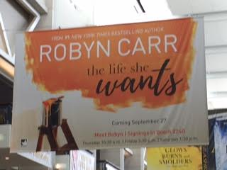 Robyn Carr's banner