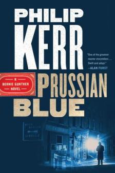 Philip Kerr's Prussian Blue
