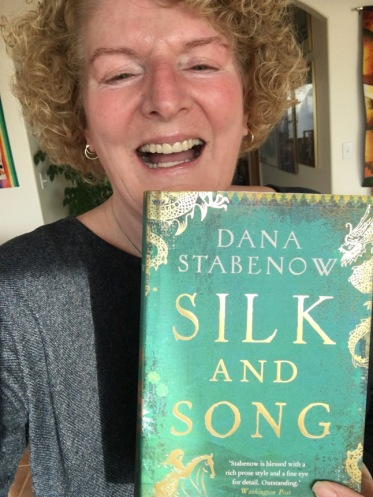 Dana Stabenow and Silk and Song