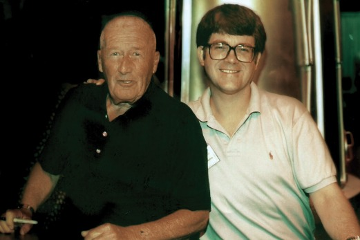 Mickey Spillane and Max Allen Collins